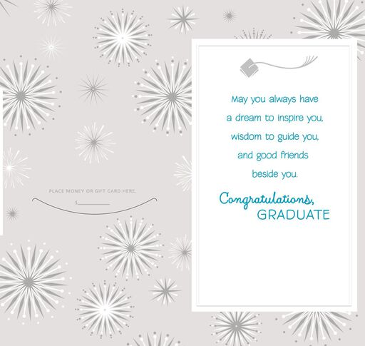 You Can Achieve It Graduation Card,