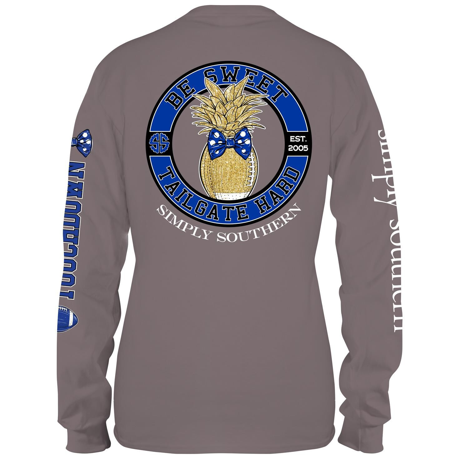 8fa510406f3 Womens Royal Blue Shirts - BCD Tofu House