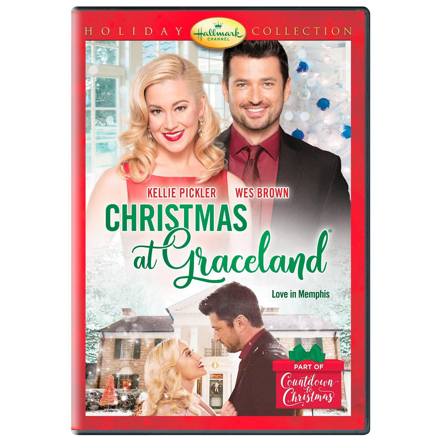 Christmas At Graceland Hallmark.Christmas At Graceland Dvd