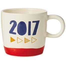 2017 Dated Mug, 12 oz., , large