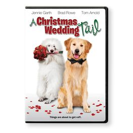 A Christmas Wedding Tail Hallmark Channel DVD, , large