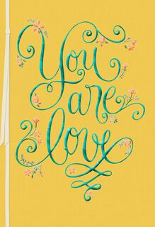 You Are Love, Grandma Mother's Day Card,