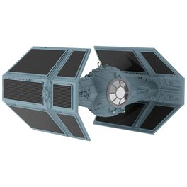 Star Wars™ Darth Vader's TIE Fighter™ Sound Ornament With Light, , large