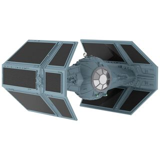 Star Wars™ Darth Vader's TIE Fighter™ Sound Ornament With Light,