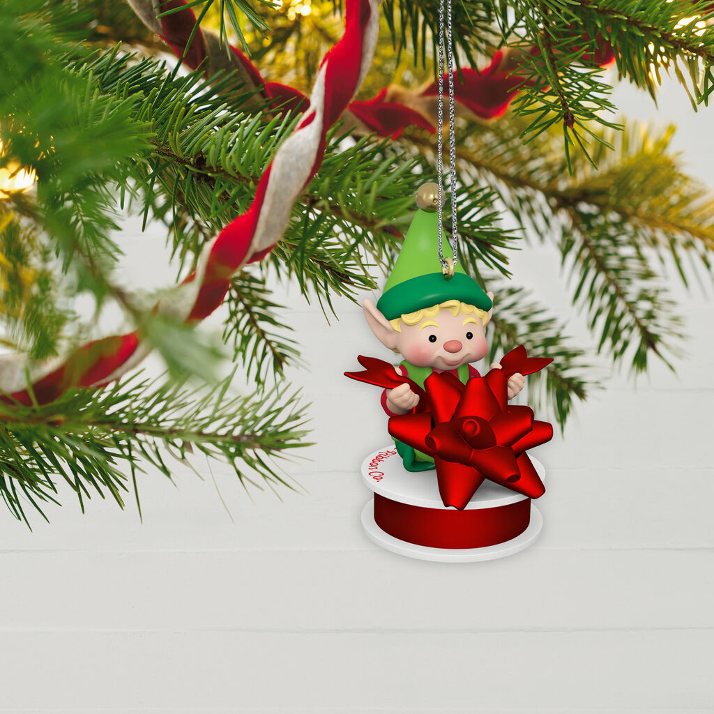 North Pole Tree Trimmers 2019 Ornament