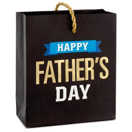 "Happy Father's Day Gift Card Holder Bag, 4.5"", , large"