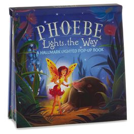 Phoebe Lights the Way Lighted Pop-Up Book, , large