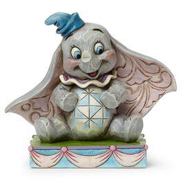 Jim Shore Baby Dumbo Figurine, , large