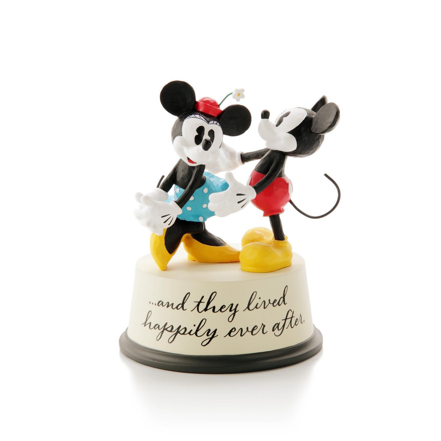 Mickey Mouse Figurine - Figurines - Hallmark