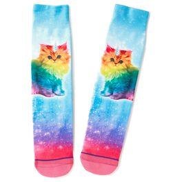 Caticorn Toe of a Kind Socks, , large