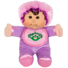 "Cabbage Patch Kids® 11"" Retro Baby Doll, Brunette, , large"