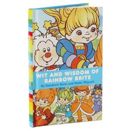 The Wit and Wisdom of Rainbow Brite Book, , large