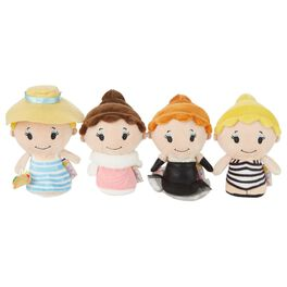 Fashion Barbie™ Collector Set of 4 itty bittys® Stuffed Animals, , large