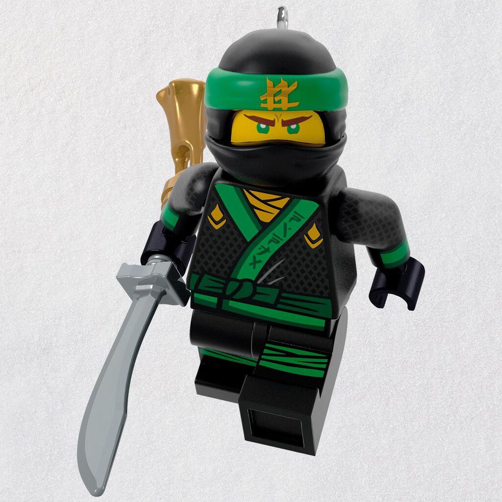 THE LEGO® NINJAGO® MOVIE™ Lloyd Ornament - Keepsake Ornaments - Hallmark