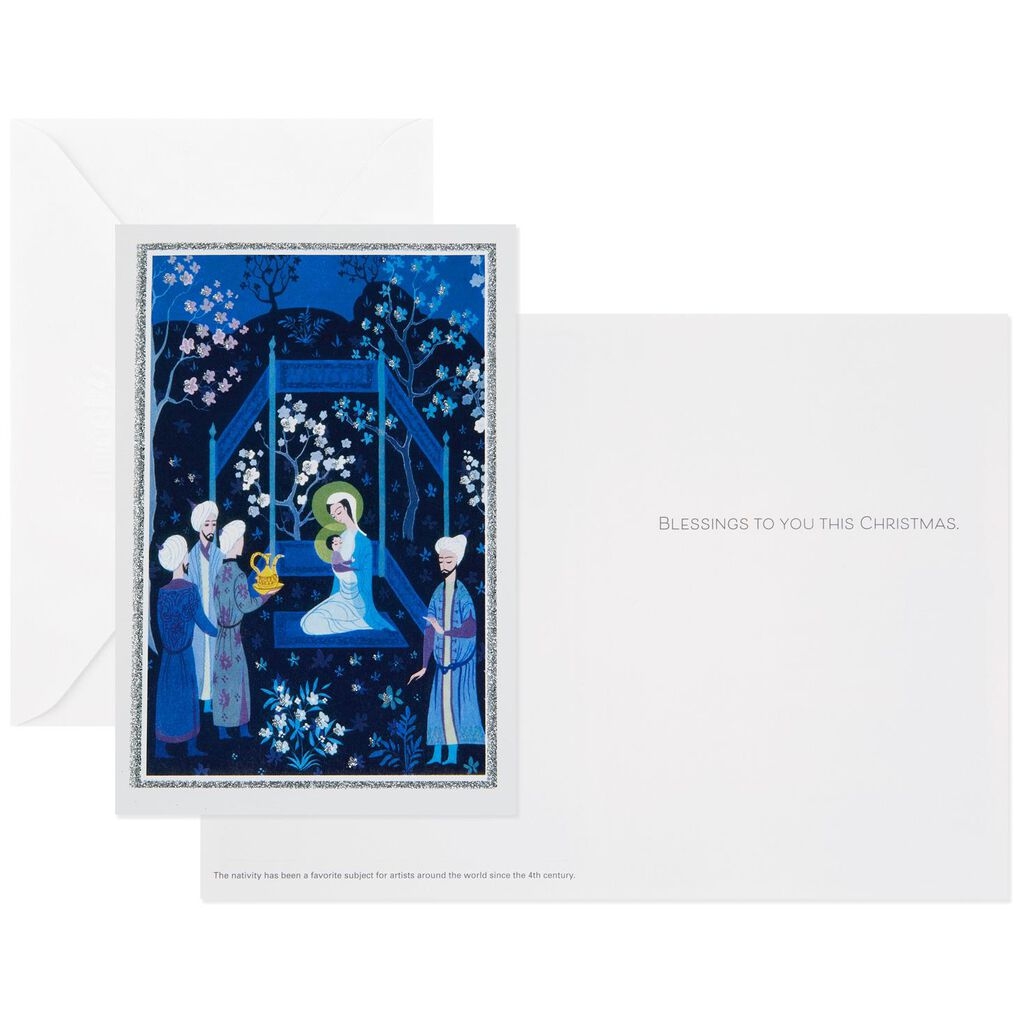 UNICEF Nativity Religious Christmas Cards, Box of 12 - Boxed Cards ...