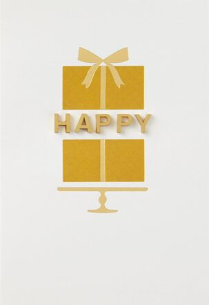 The Best of Everything Birthday Card
