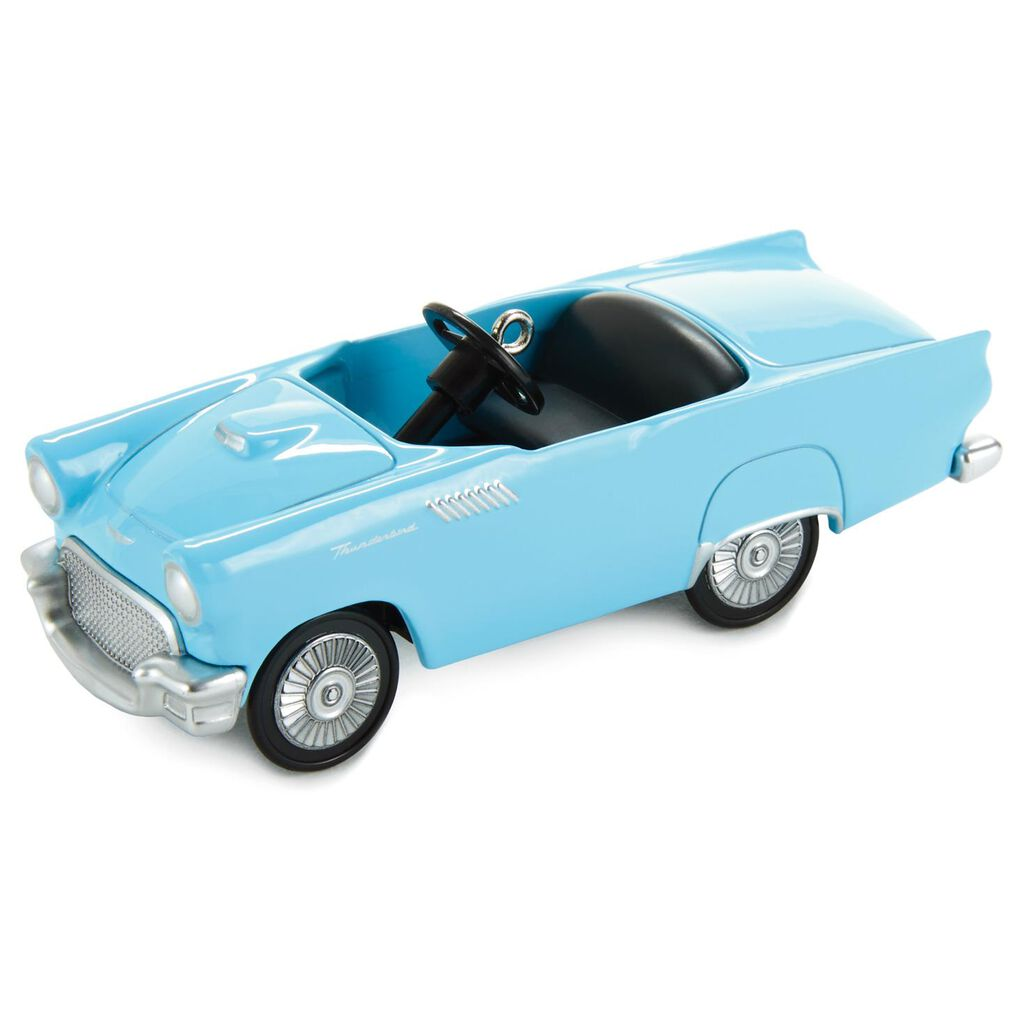 1957 Ford Thunderbird Keepsake Ornament Ornaments Hallmark 1954 Convertible