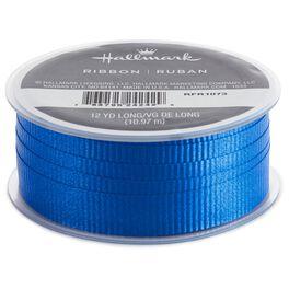 "Royal Blue 1/2"" Curling Ribbon, 12 yds., , large"