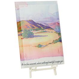 Desert Sky Glass Plaque, , large