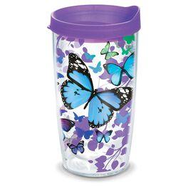 Tervis® Blue Butterflies Tumbler, 16 oz., , large