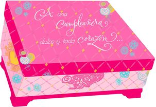 Ballerina Music Box Pop-Up Birthday Card for Girl