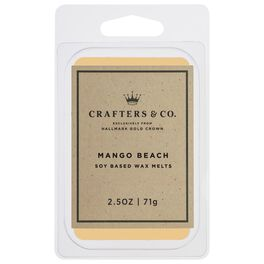 Crafters & Co. Mango Beach Wax Melt, 2.5-oz, , large