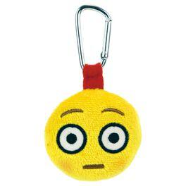 ILuvEmoji Blushed Face Backpack Clip, , large