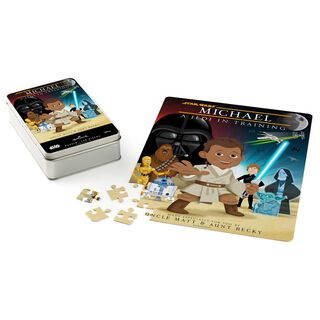 Star Wars™ Personalized Puzzle and Tin,