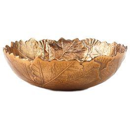 Copper Metal Bowl, , large
