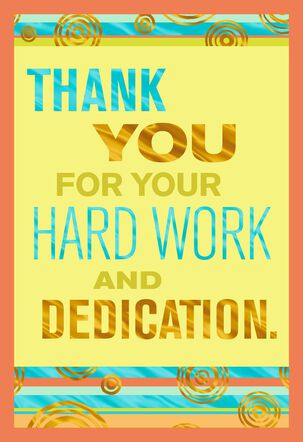 Thank You Administrative Professionals Day Card
