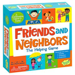 Friends and Neighbors: The Helping Game by Peaceable Kingdom, , large