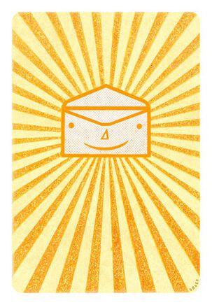 A Little Sunshine Funny Encouragement Card