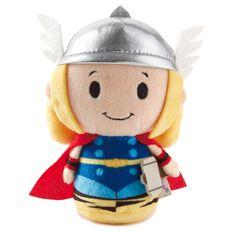 Itty Bittys Thor Stuffed Animal Hallmark