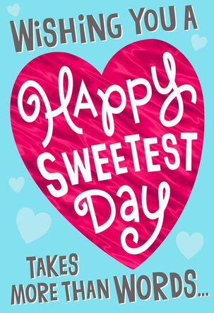 KITTENS! Funny Sweetest Day Card