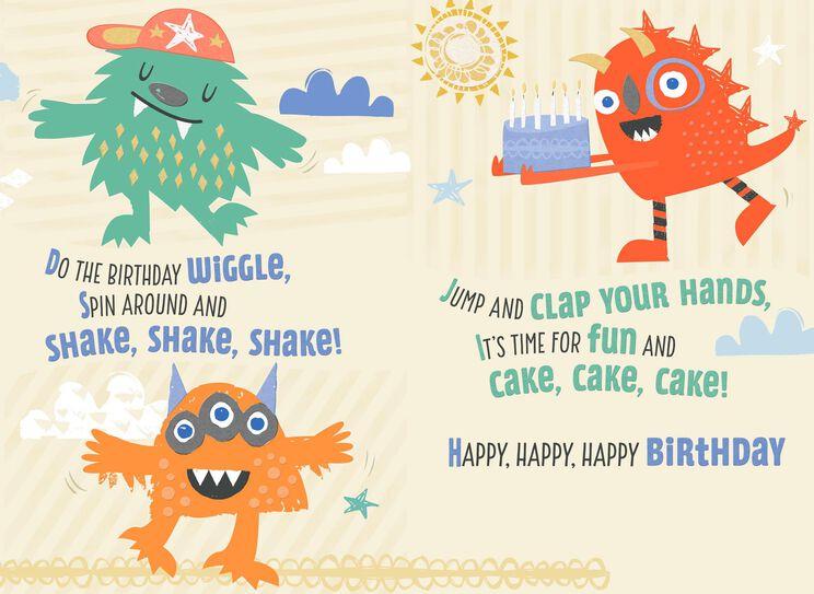 Cake Cake Cake Birthday Card Greeting Cards Hallmark