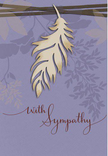 Expressions of Sympathy | Hallmark Ideas & Inspiration