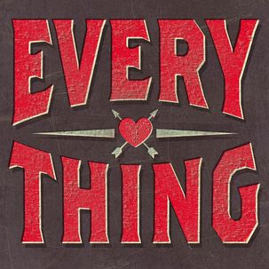Everything and Then Some Musical Valentine's Day Card