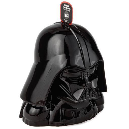 7da9e3d7ba8f ... Star Wars™ Darth Vader™ Ceramic Coin Bank With Sound