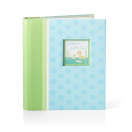 Green Pond Three-Ring Baby Book, , large