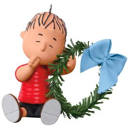 PEANUTS® A Comfy Christmas for Linus Ornament, , large
