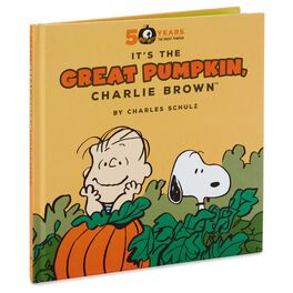 Peanuts® It's the Great Pumpkin, Charlie Brown™ 50th Anniversary Book, , large
