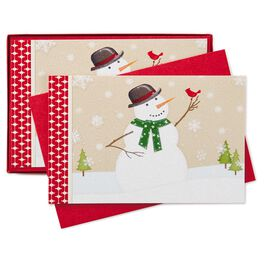 Warmth and Wonder Christmas Cards, Box of 40, , large