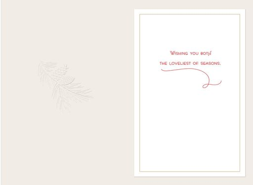 See the Beauty Christmas Card,