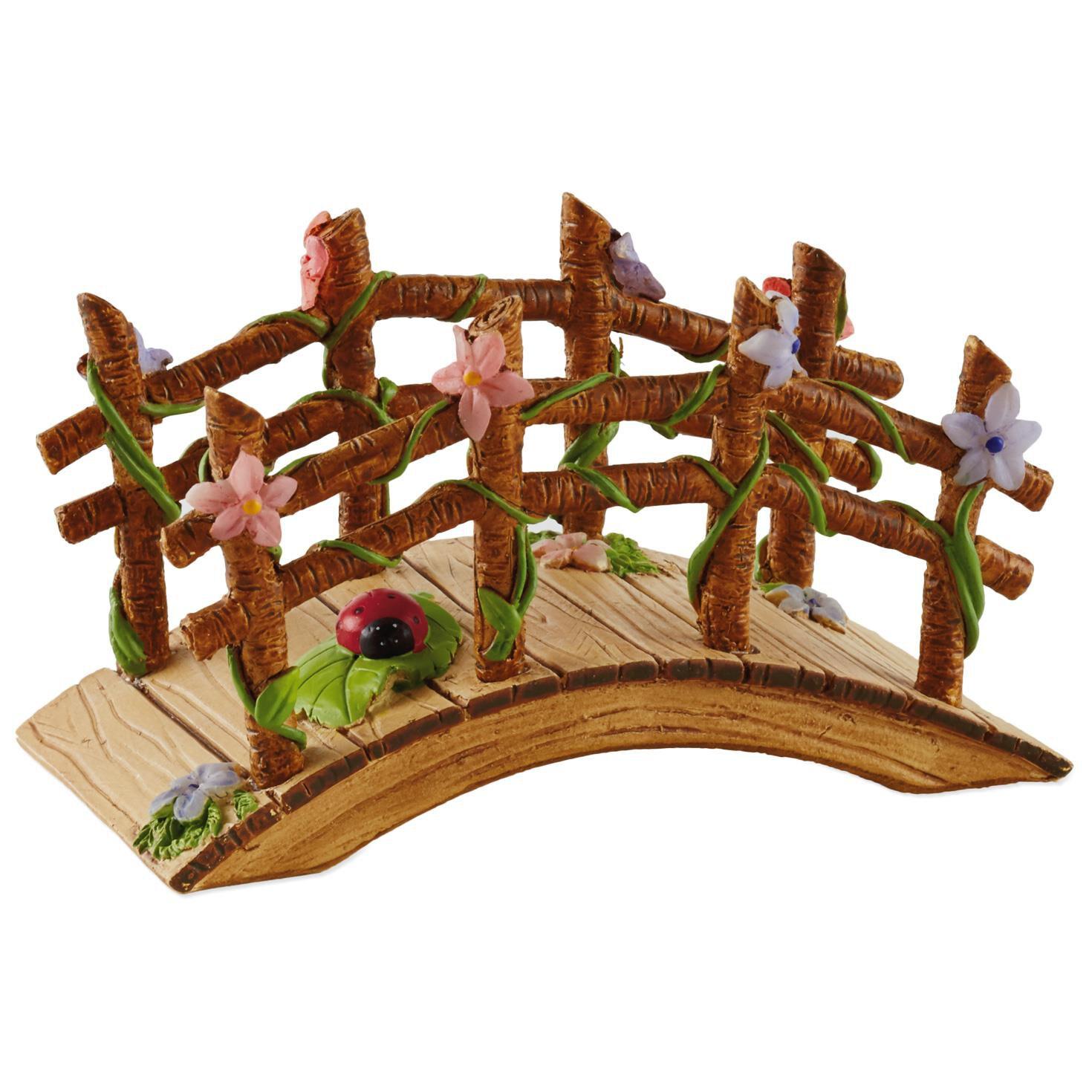 Fairy Garden Bridge - Garden & Outdoor - Hallmark