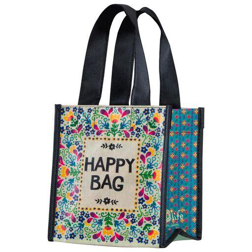 Natural Life Happy Bag Small Reusable Gift Bag 08c65b7ad5b1c