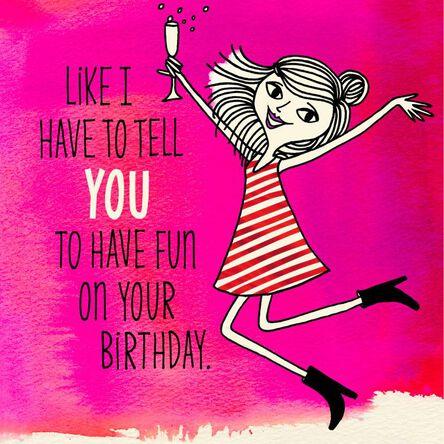 My Fun Friend Birthday Card Greeting Cards Hallmark
