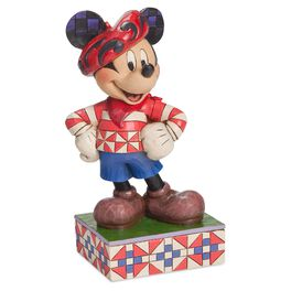 Jim Shore® Mickey Mouse in France Figurine, , large