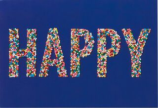 Happy Sprinkles Birthday Card,