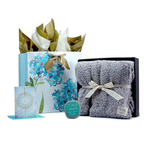 Wrapped In Faith Gift Set