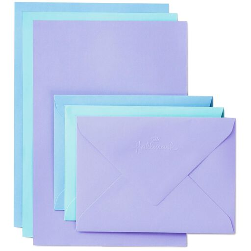 Note Cards & Stationery   Newsletter Paper, Envelopes